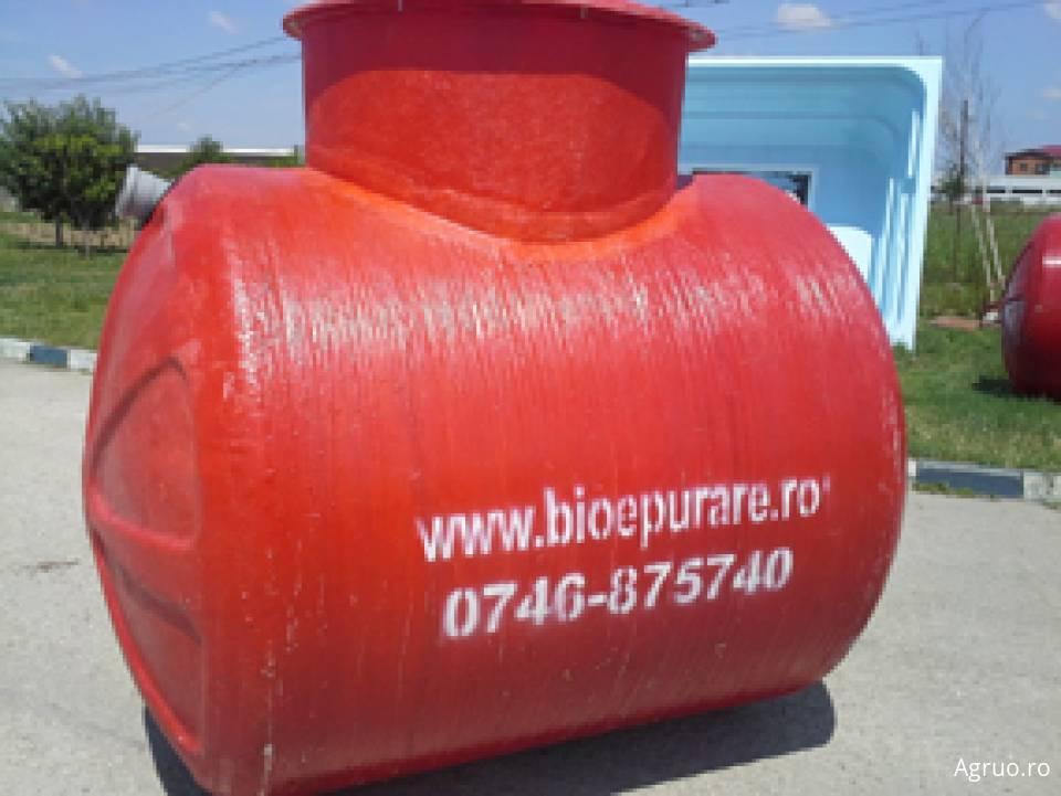 Statie de epurare- 3000 litri8107