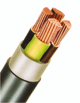 Cabluri de energie 0,6/1 kV cu izolatie din PVC sau PE36361