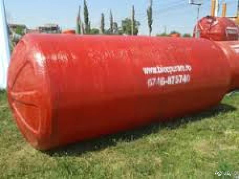 Rezervor orizontal 8000 litri8113