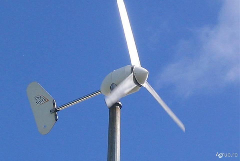 Turbine eoliene 1-1000 W8126