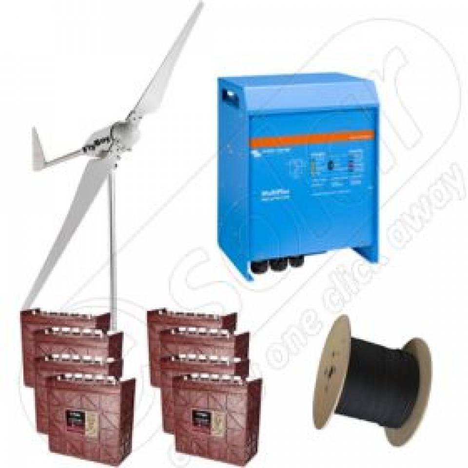 Kituri cu turbine eoliene mici cu montaj inclus la cheie8346