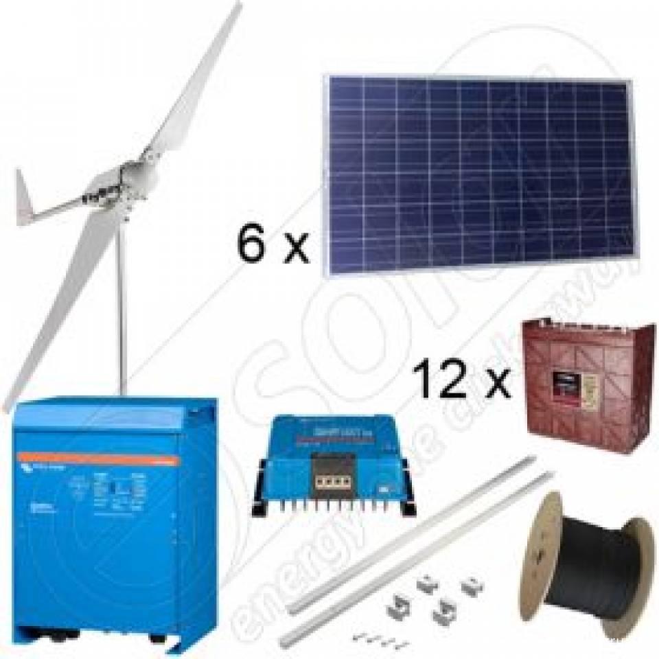 Sisteme fotovoltaice off-grid la cheie-cu montaj inclus8352