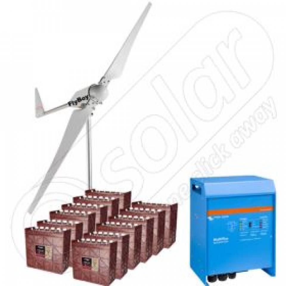 Instalatii cu turbine eoliene pentru irigatii in agricultura8358