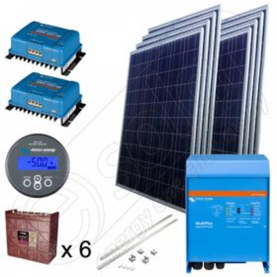 Kit-uri fotovoltaice cu invertor8363