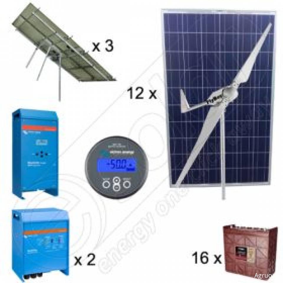 Kituri hibride fotovoltaice si eoliene8369