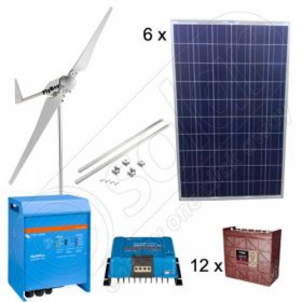 Sisteme hibrid fotovoltaice si eoliene pentru irigatii in agricultura8376