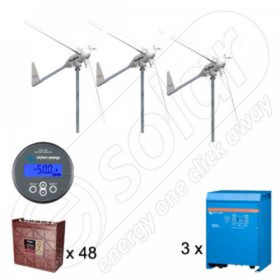 Instalatii cu turbine eoliene pentru irigatii in agricultura8378