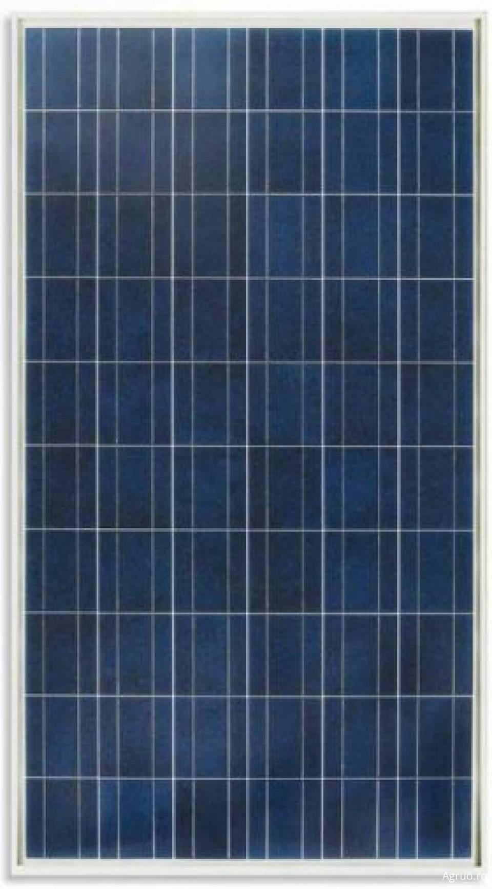 Panouri fotovoltaice policristaline37714
