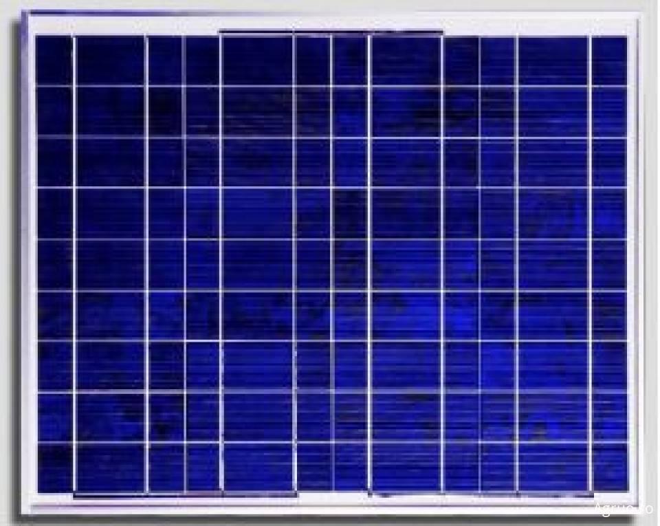 Panouri fotovoltaice policristaline37720