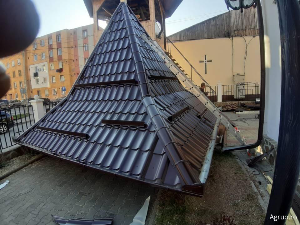 Lucrari de dulgherie acoperis, inclusiv invelitoare8548