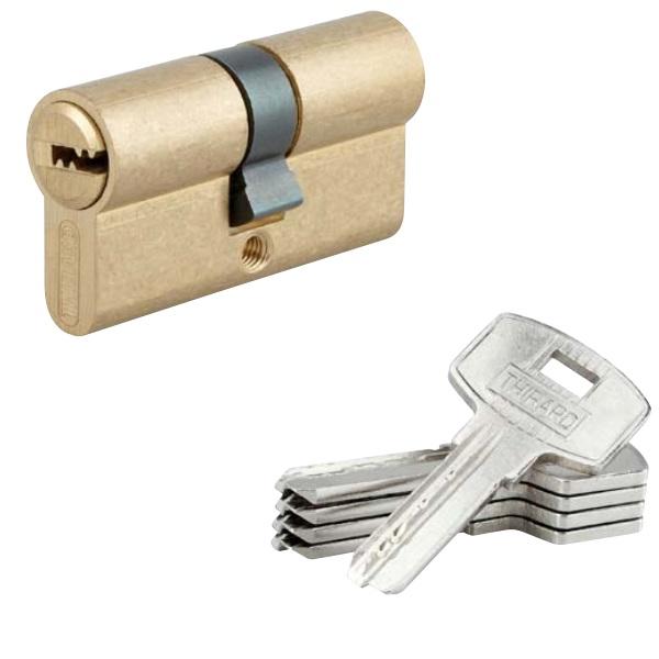 Cilindri cu cheie cu amprenta38396