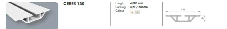 Profile tip T si Ω pentru fixare tavane suspendate42003