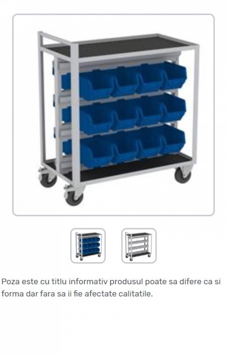 Carucioare pentru organizatoare42159
