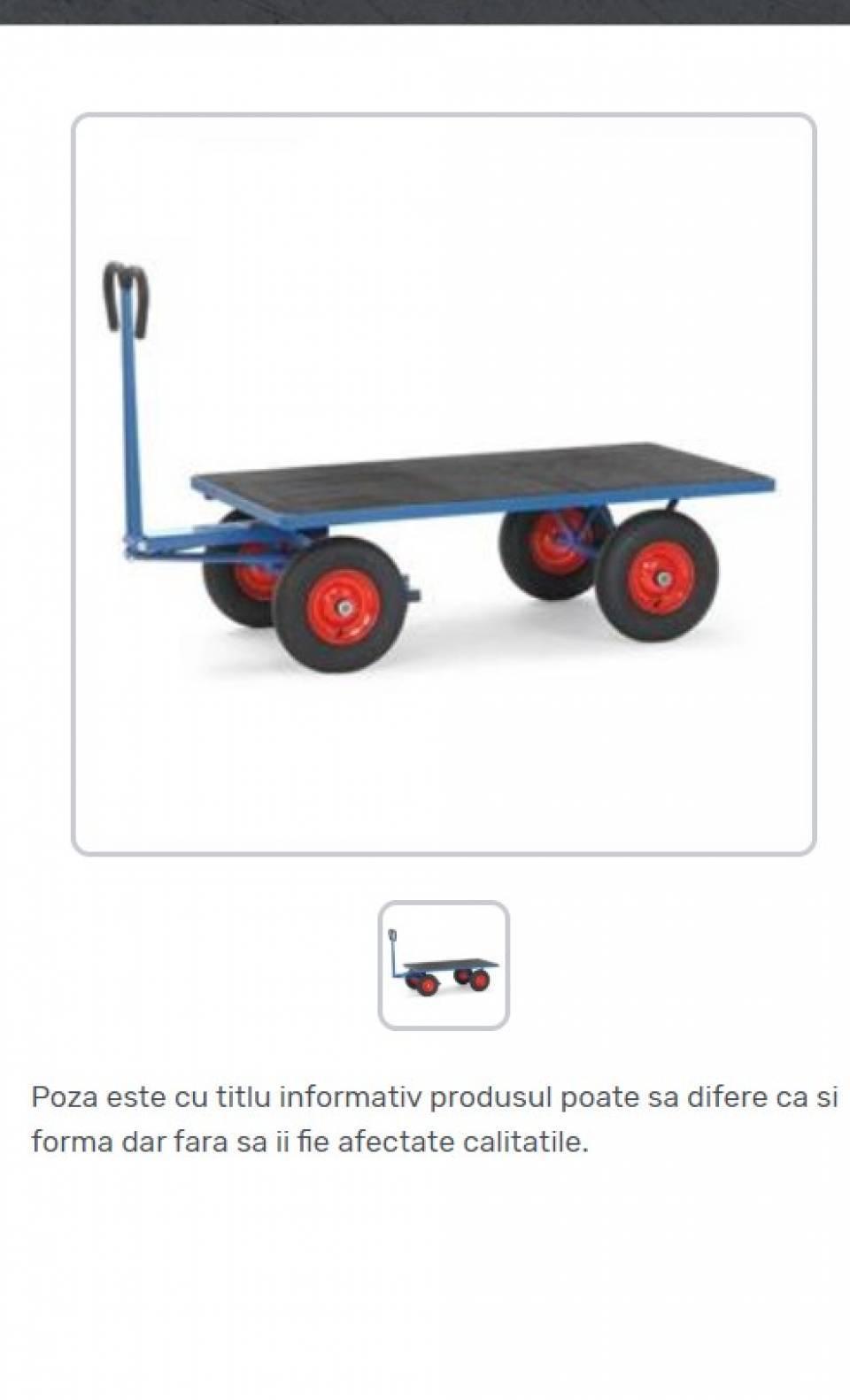 Producător cărucioare industriale pentru sarcini grele42171