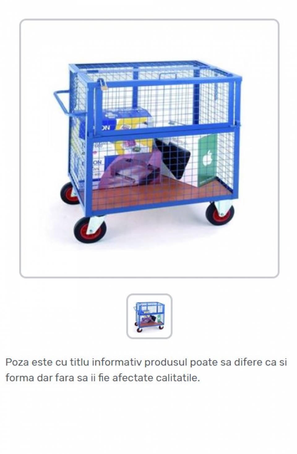 Carucioare antifurt pentru transport valori42174