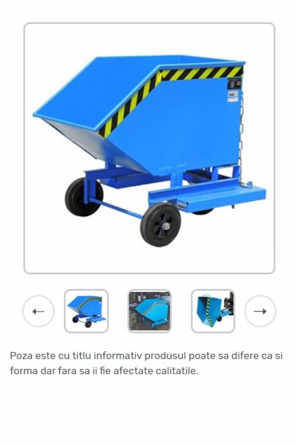 Container basculant pentru span42182