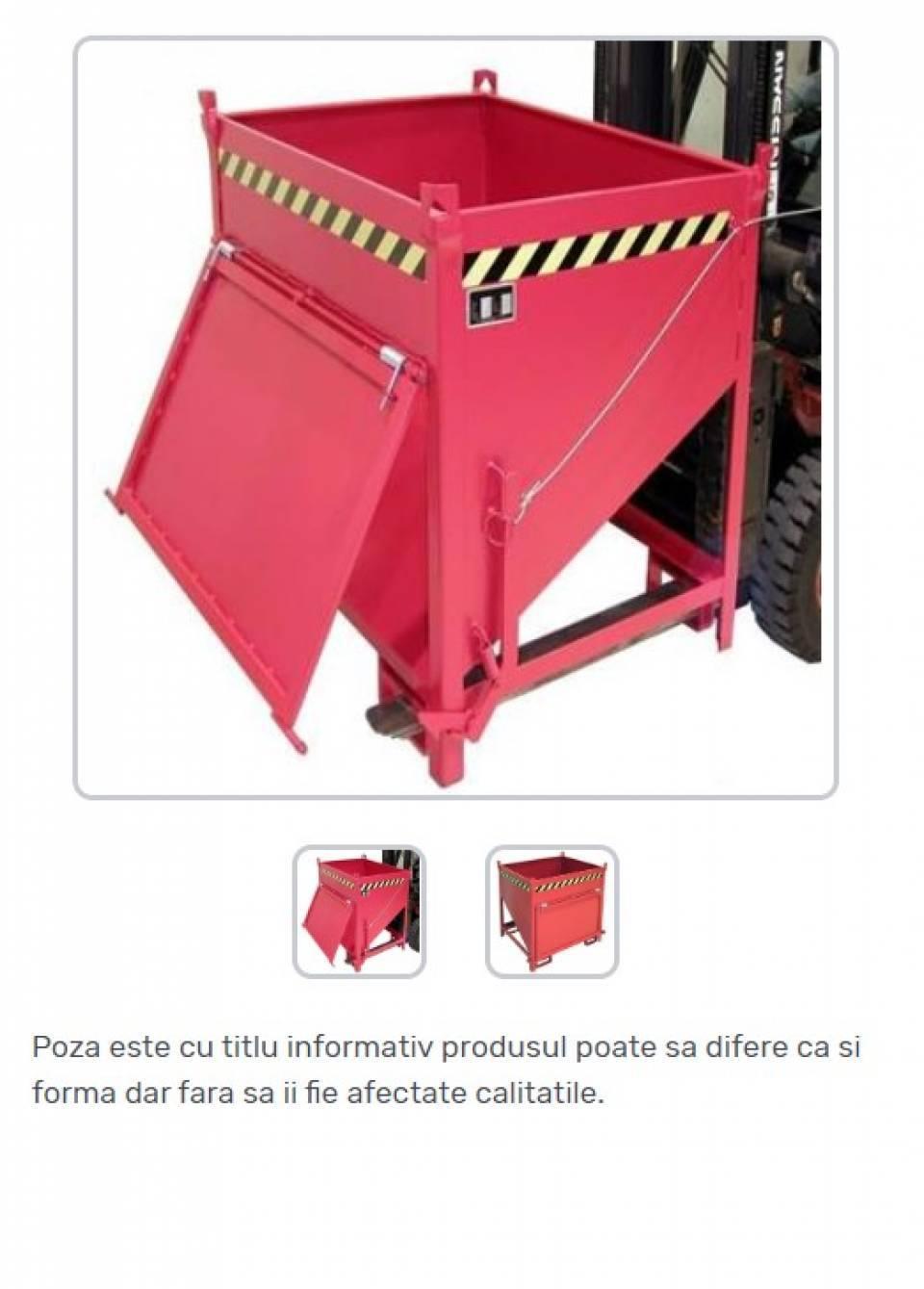 Container cu descarcare gravitationala42184