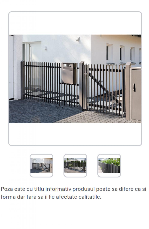 Porti metalice standard42264