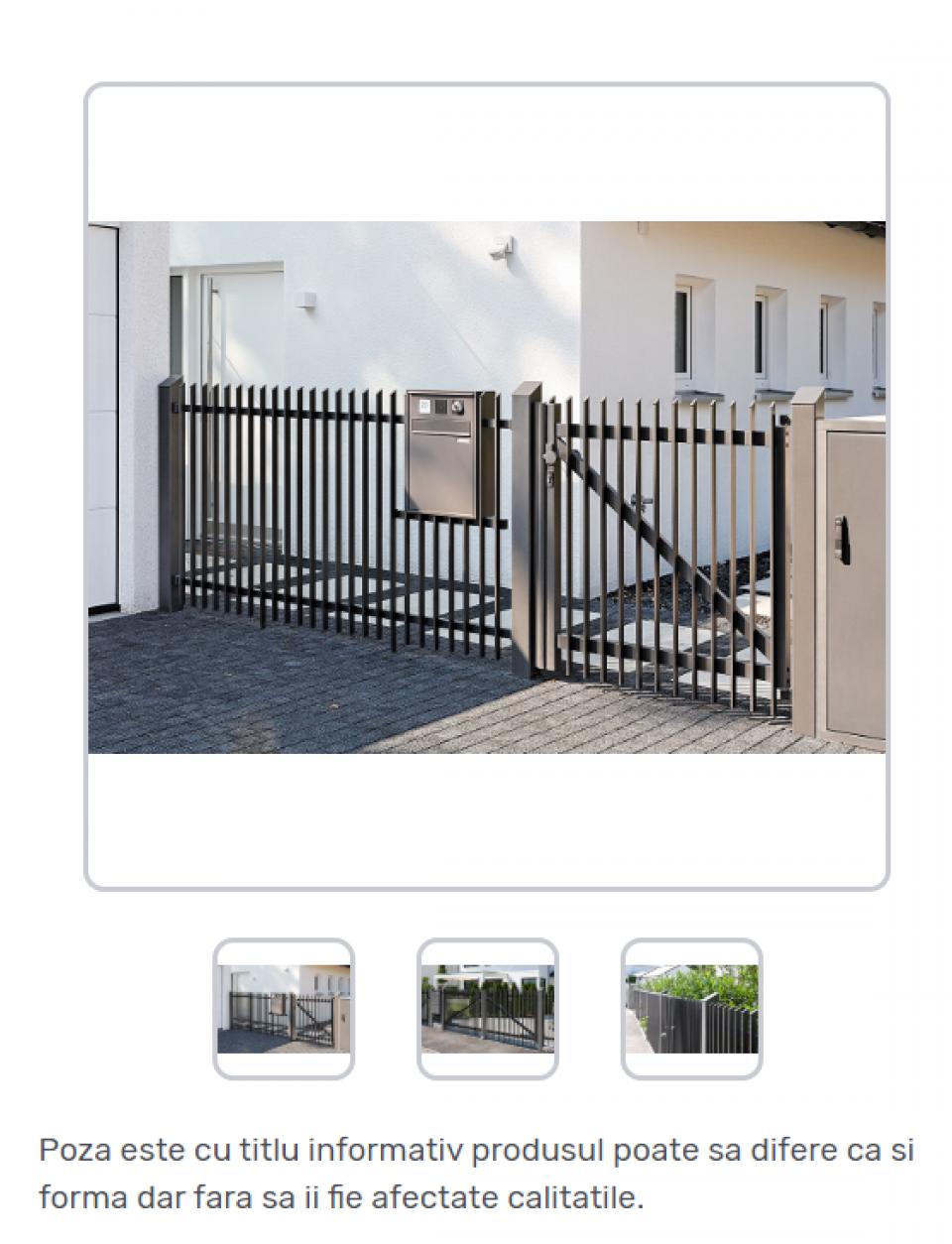 Porti metalice standard42265