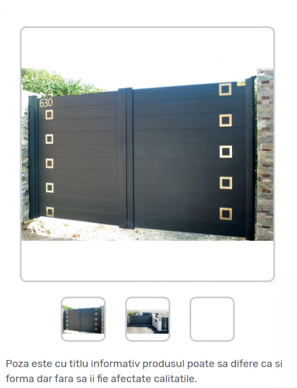 Porti metalice standard42270