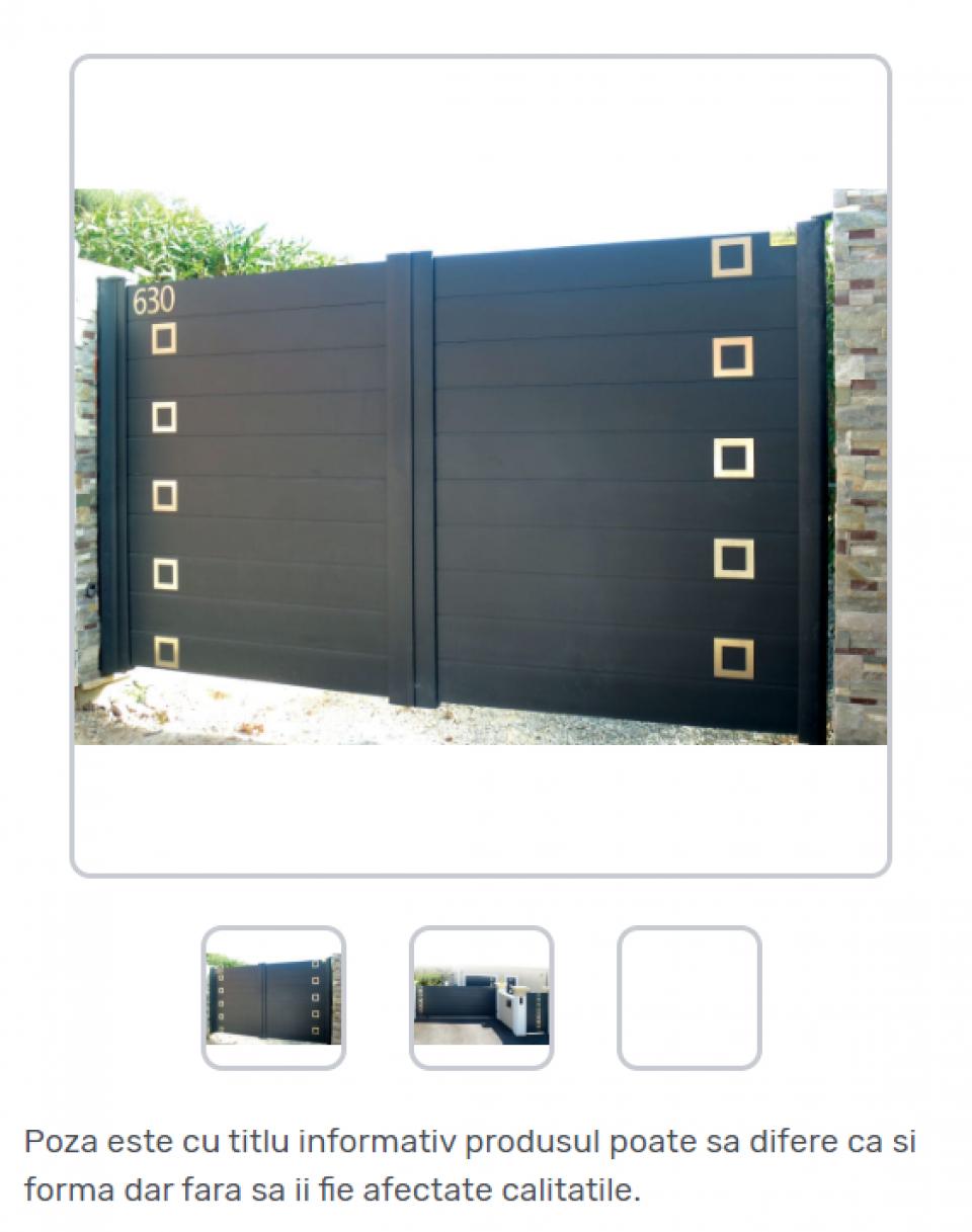 Porti metalice standard42272
