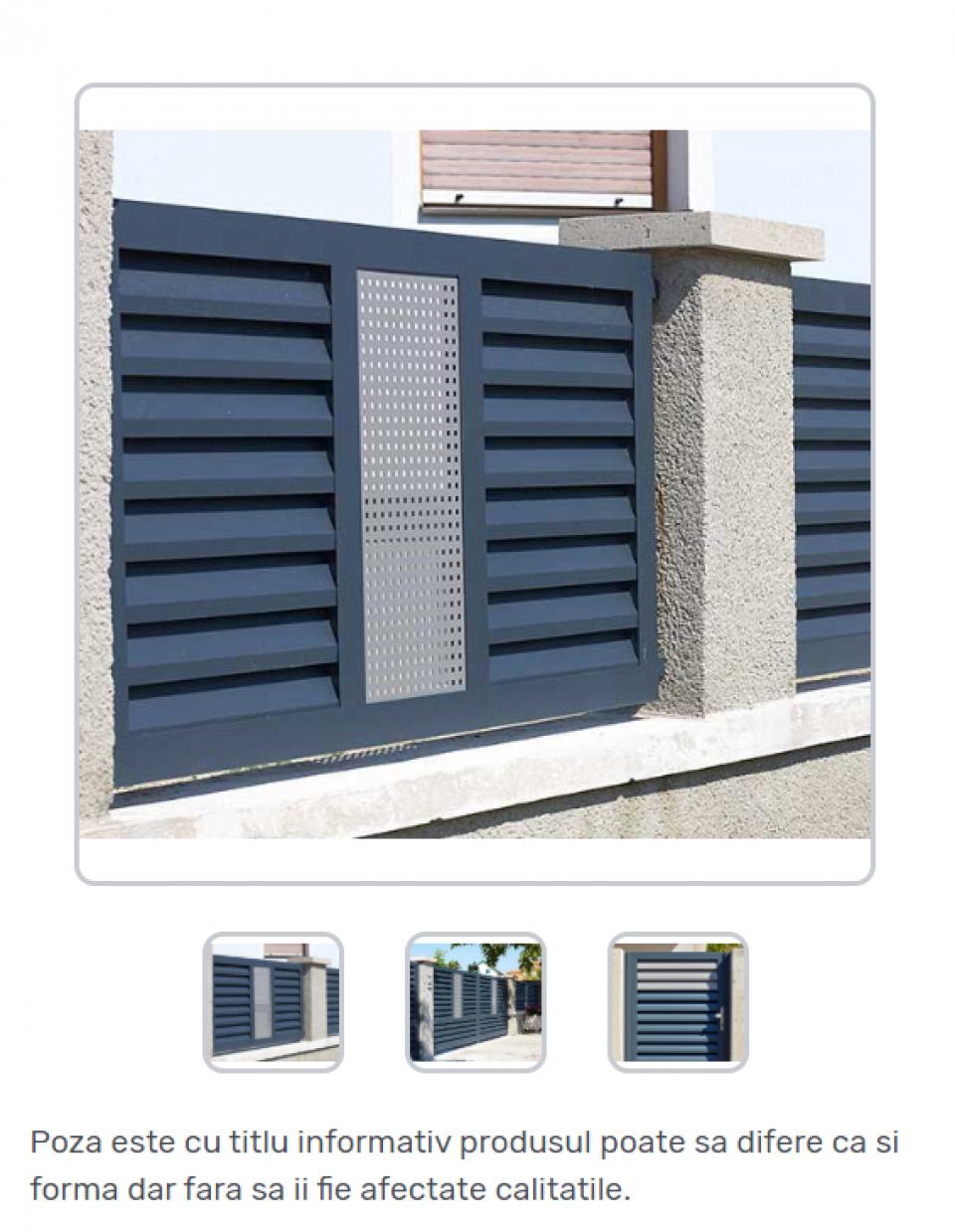 Porti metalice standard42274