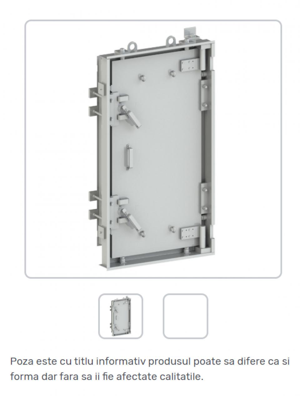 Usi metalice pentru adaposturi civile42284