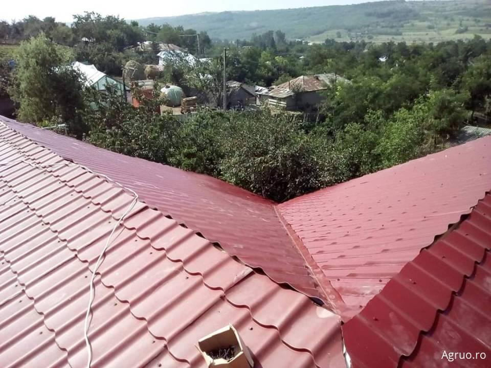 Montaj acoperis din tigla metalica42390