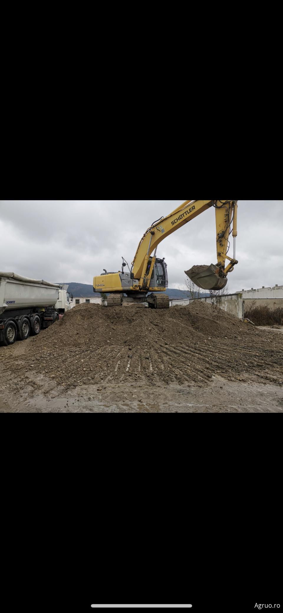Excavator pe senile42482