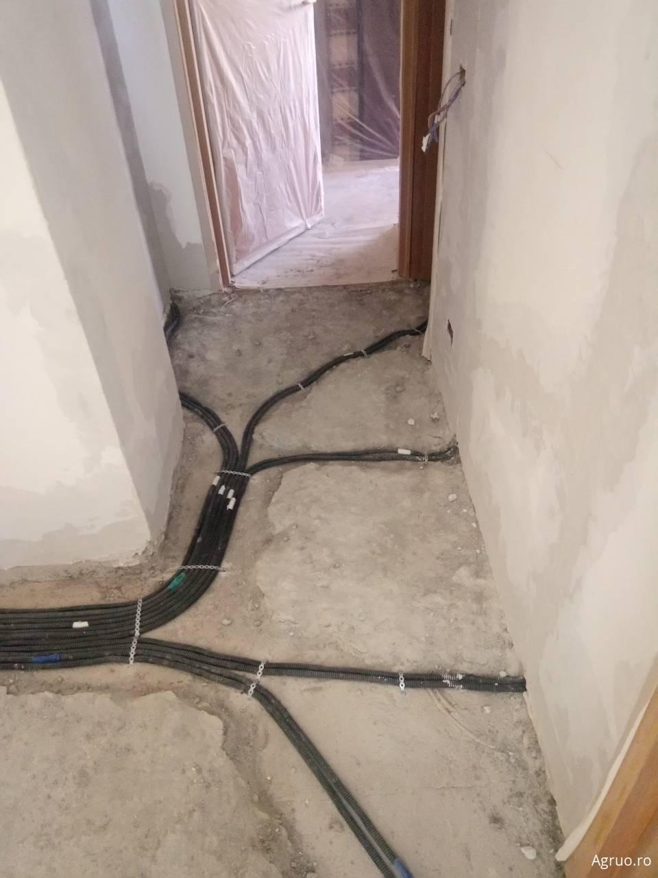 Manopera instalatie electrica pentru un apartament 2 camere1435