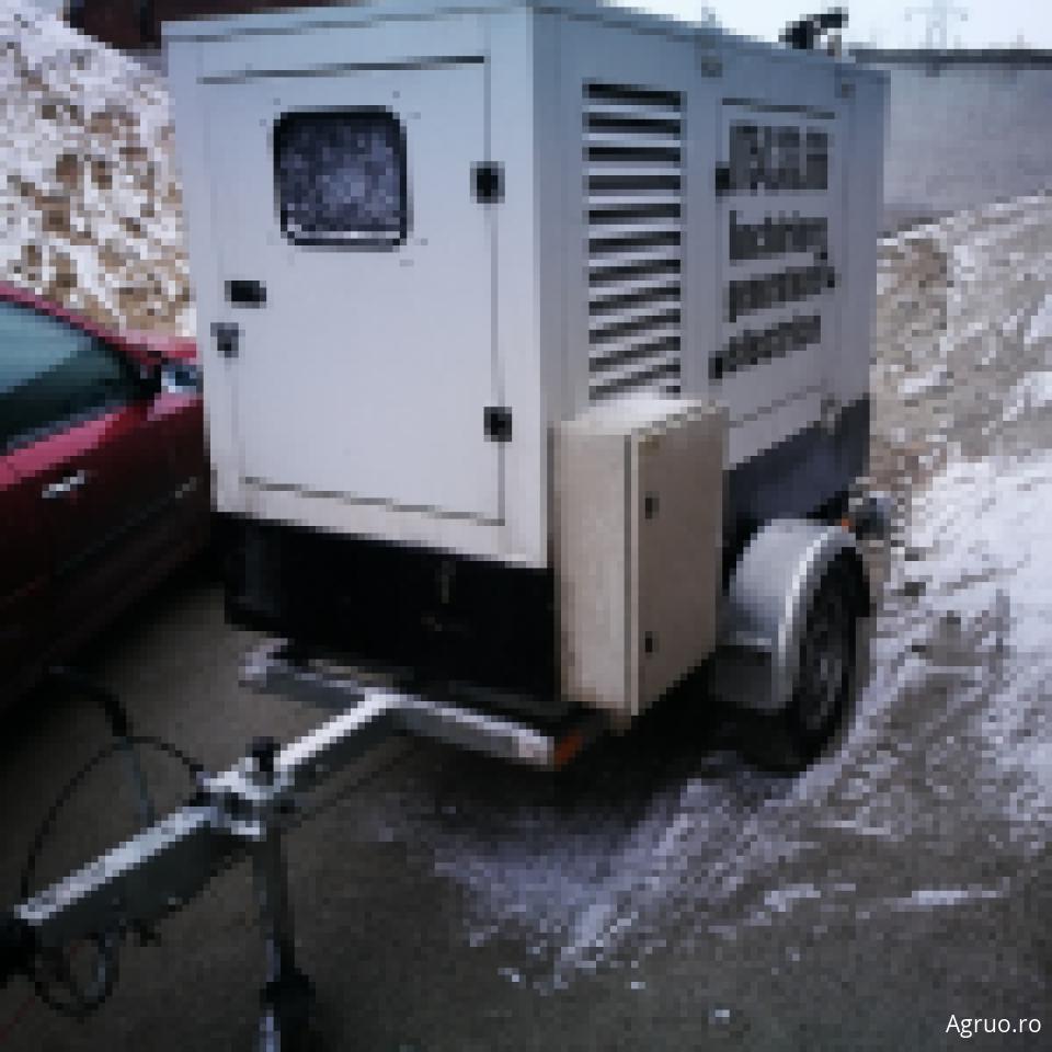 Generator 35 kVA48635