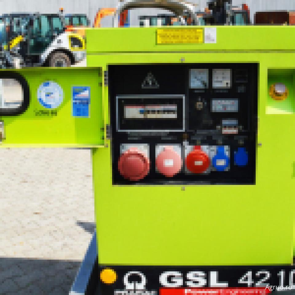 Generator 42 kVA48641