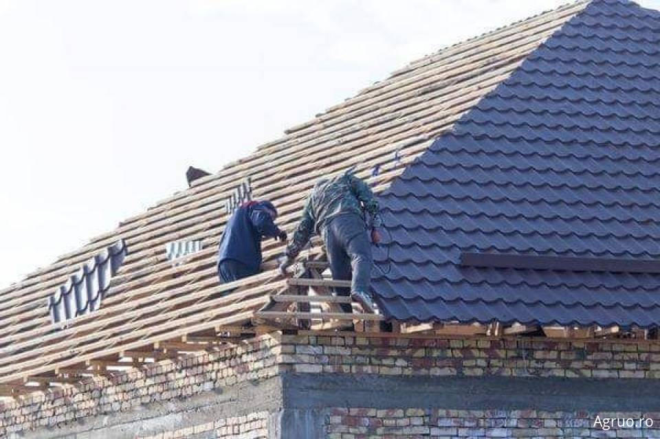 Lucrari de dulgherie acoperis, inclusiv invelitoare48656