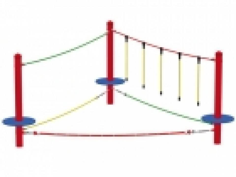 Structuri de echilibristica si agilitate48757