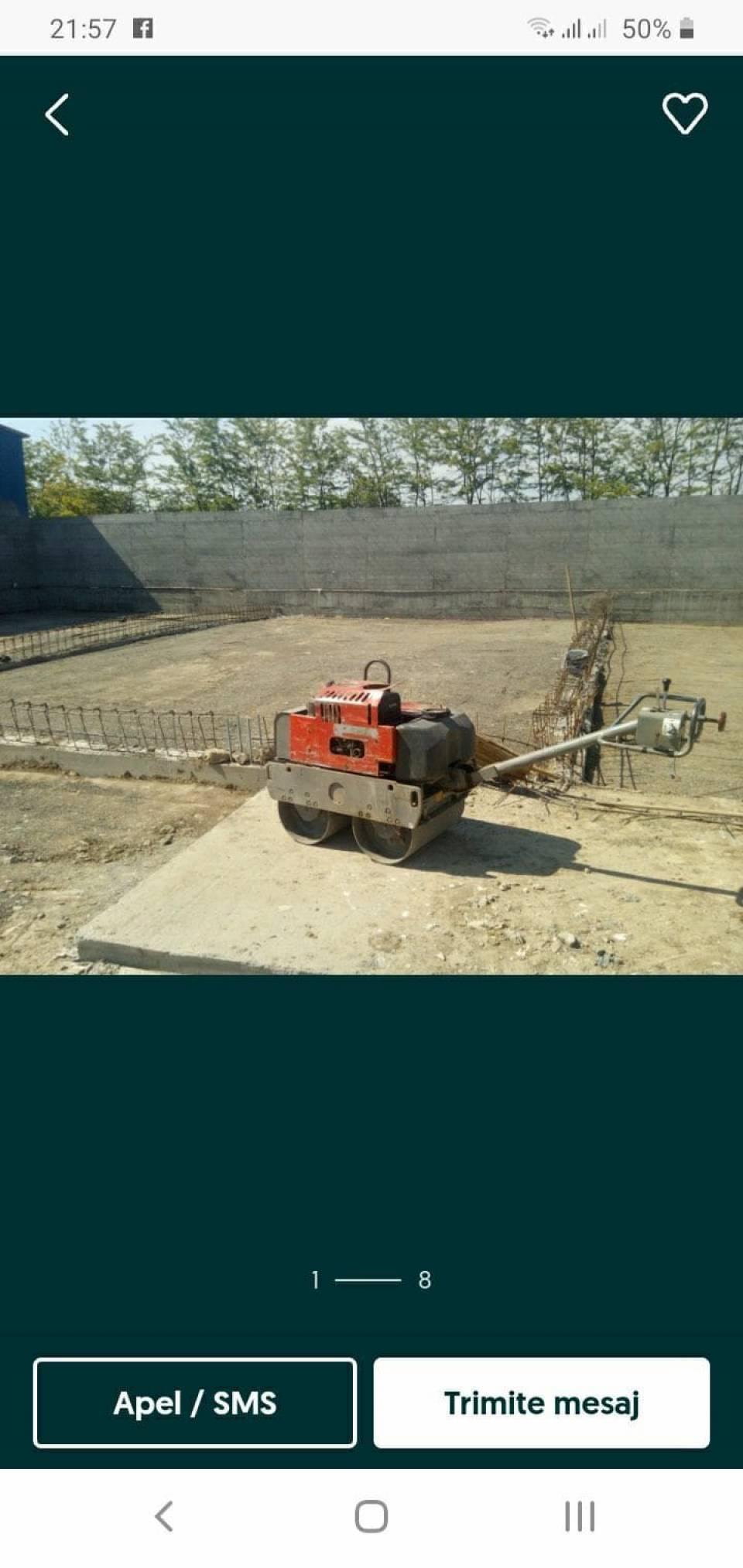 Cilindru compactor asfalt49349