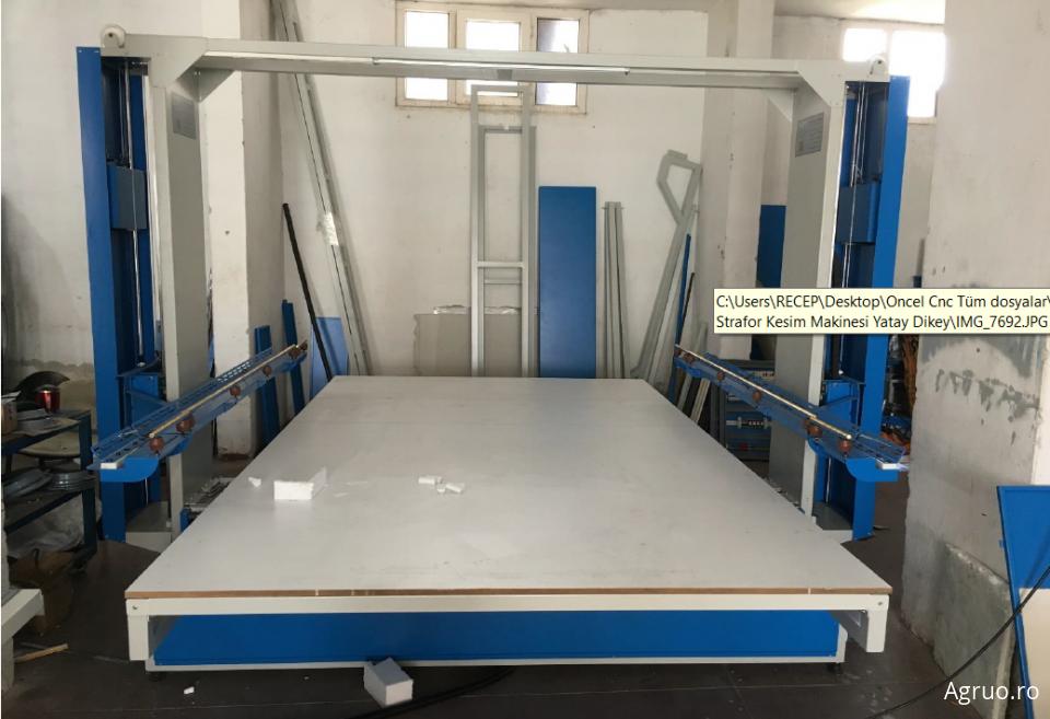 Masina utilaj CNC de taiat polistiren49726