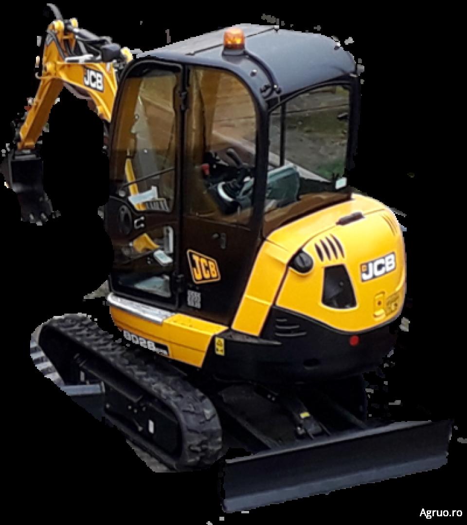 Mini-excavator pe senile50871