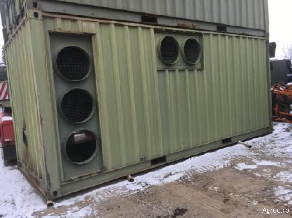 Container cu incalzire industriala51050