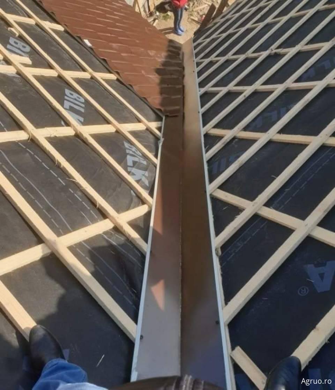 Montaj acoperis din tigla metalica51133