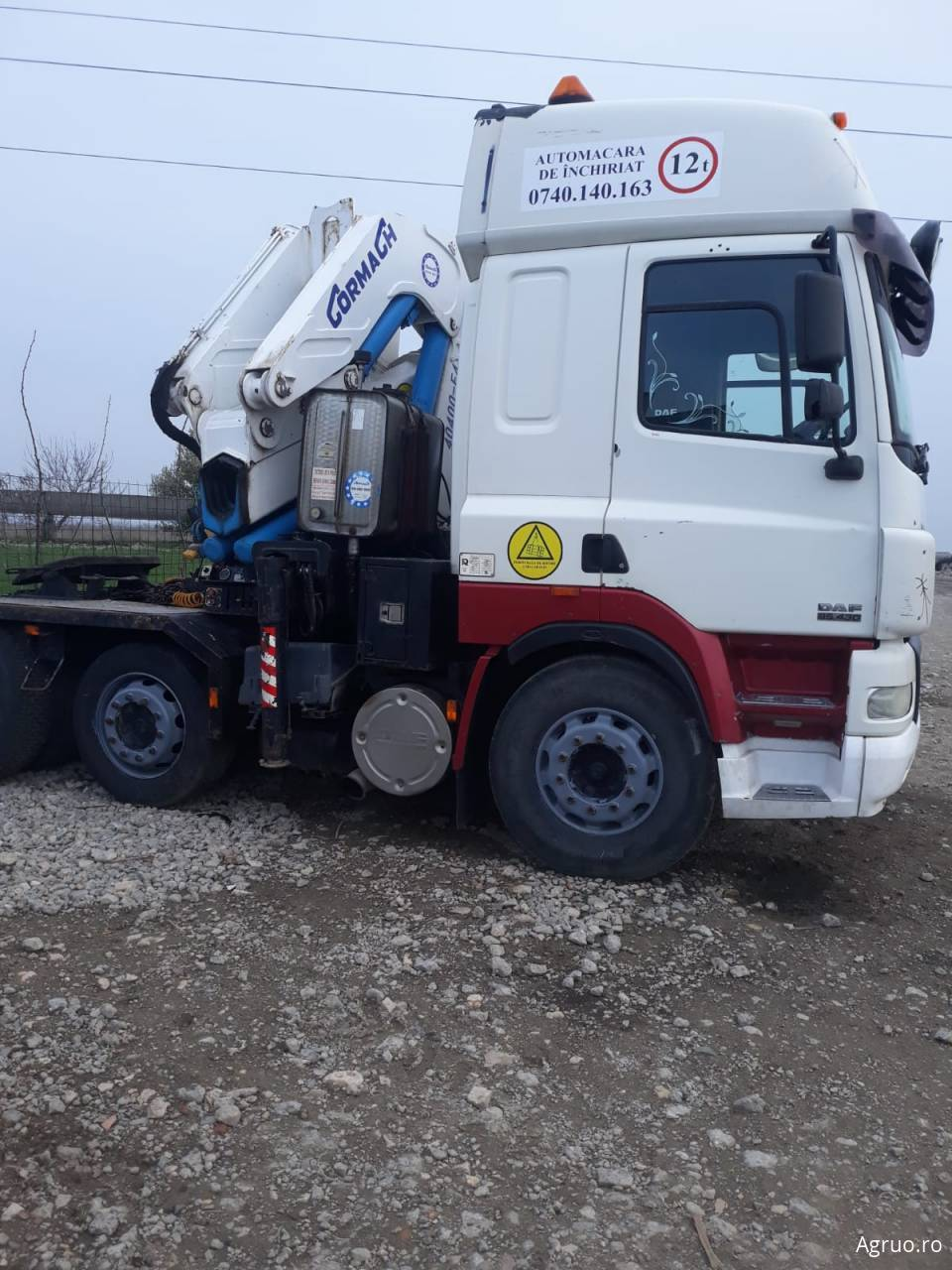 Camion cu automacara51153