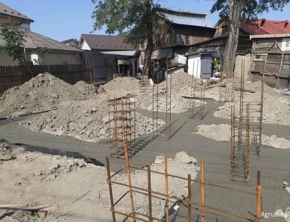 Turnare beton armat structura case, inclusiv prepararea betonului51377