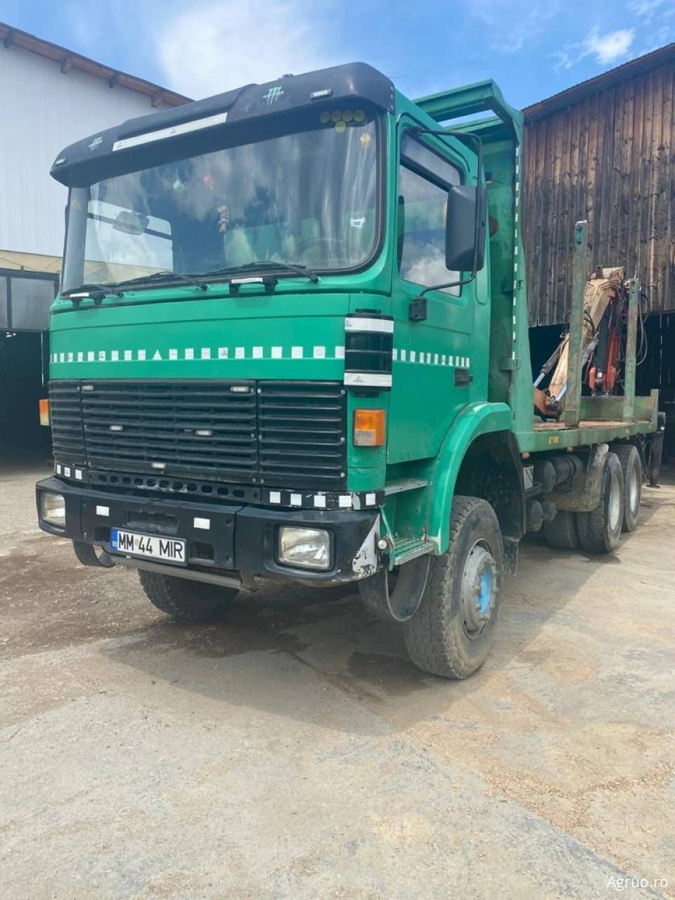 Camion forestier51491