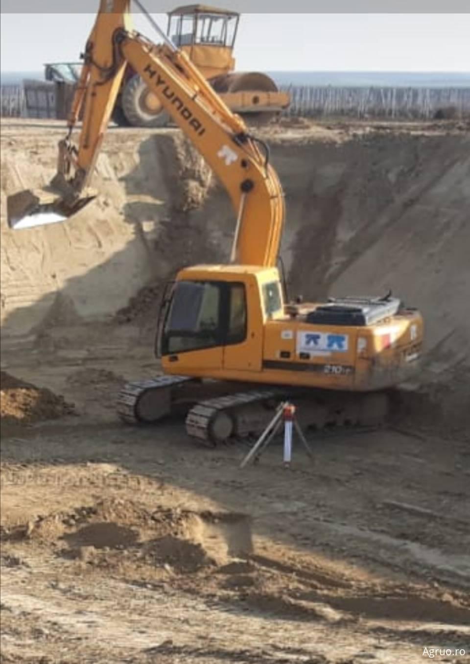 Excavator pe senile51878
