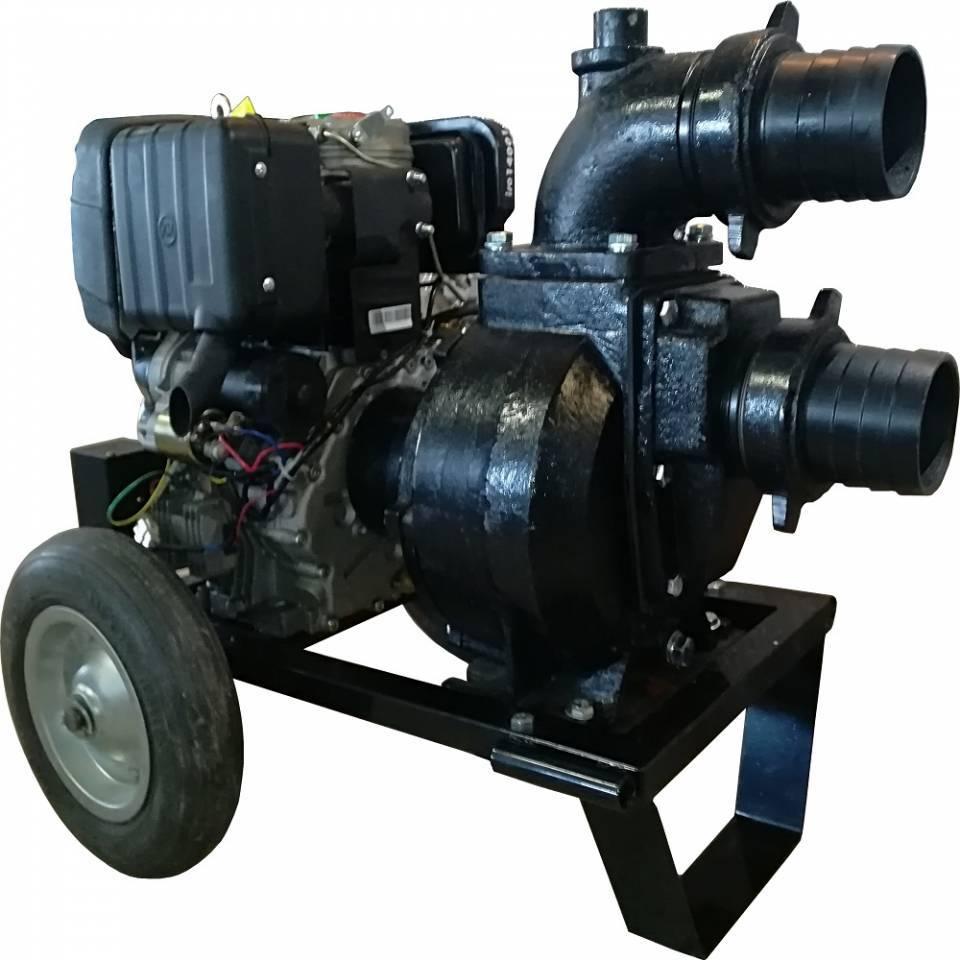 Motopompe pentru spalat cu presiune 52195