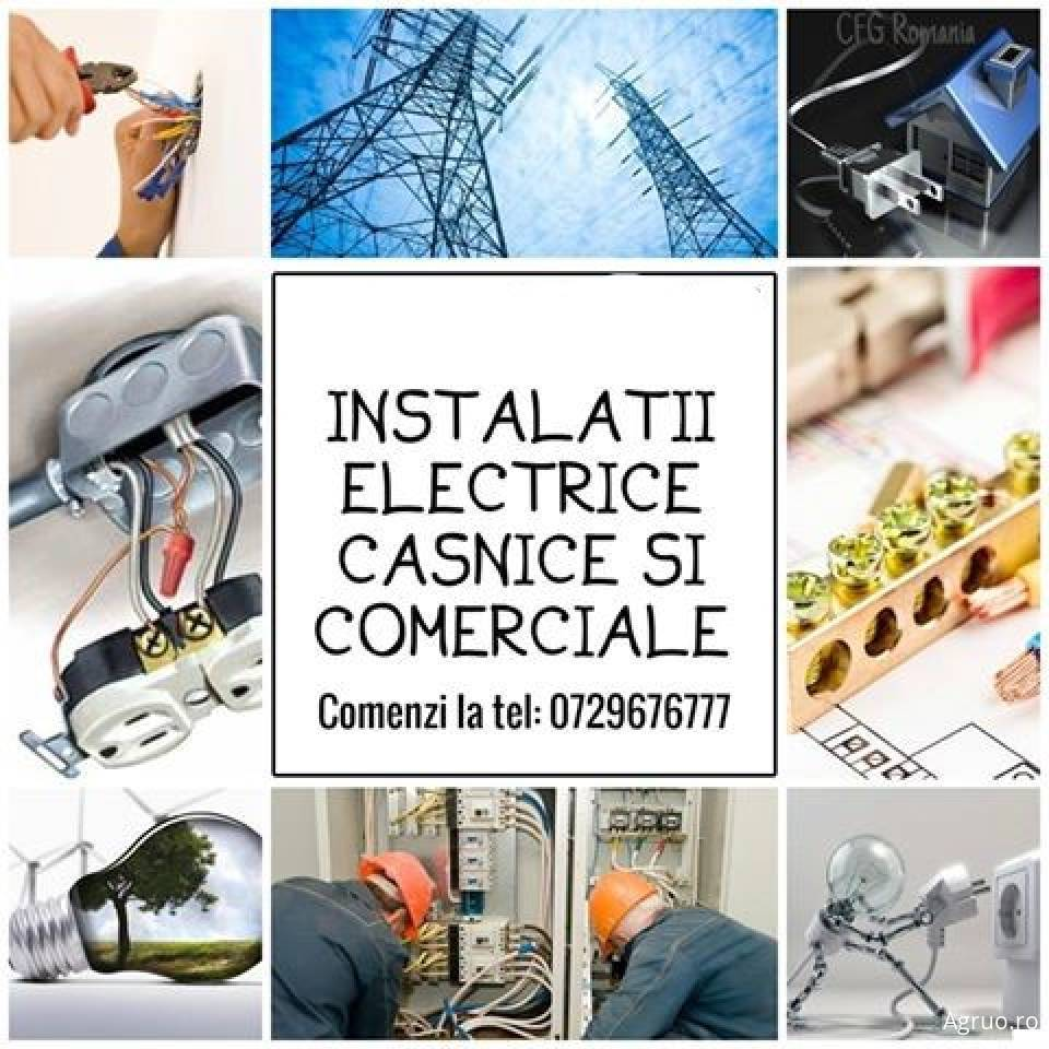Instalatii electrice 53986