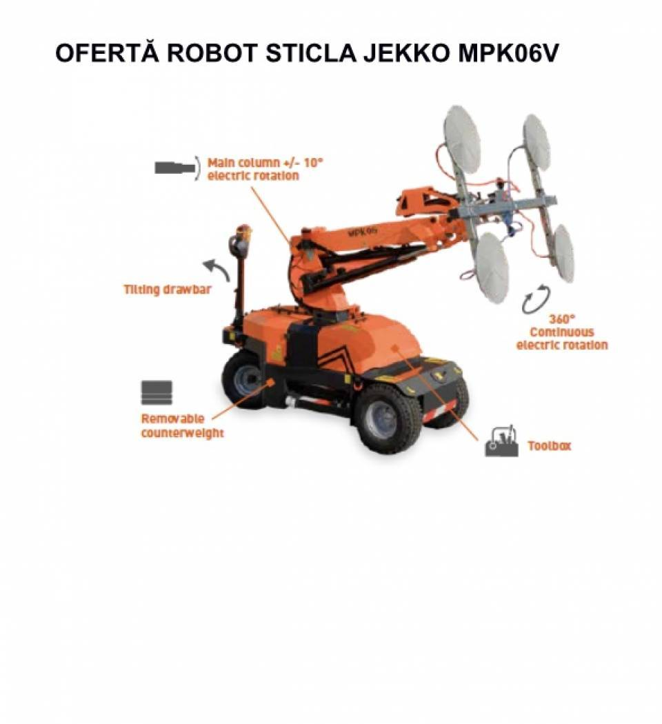 Robot instalare sticla54054