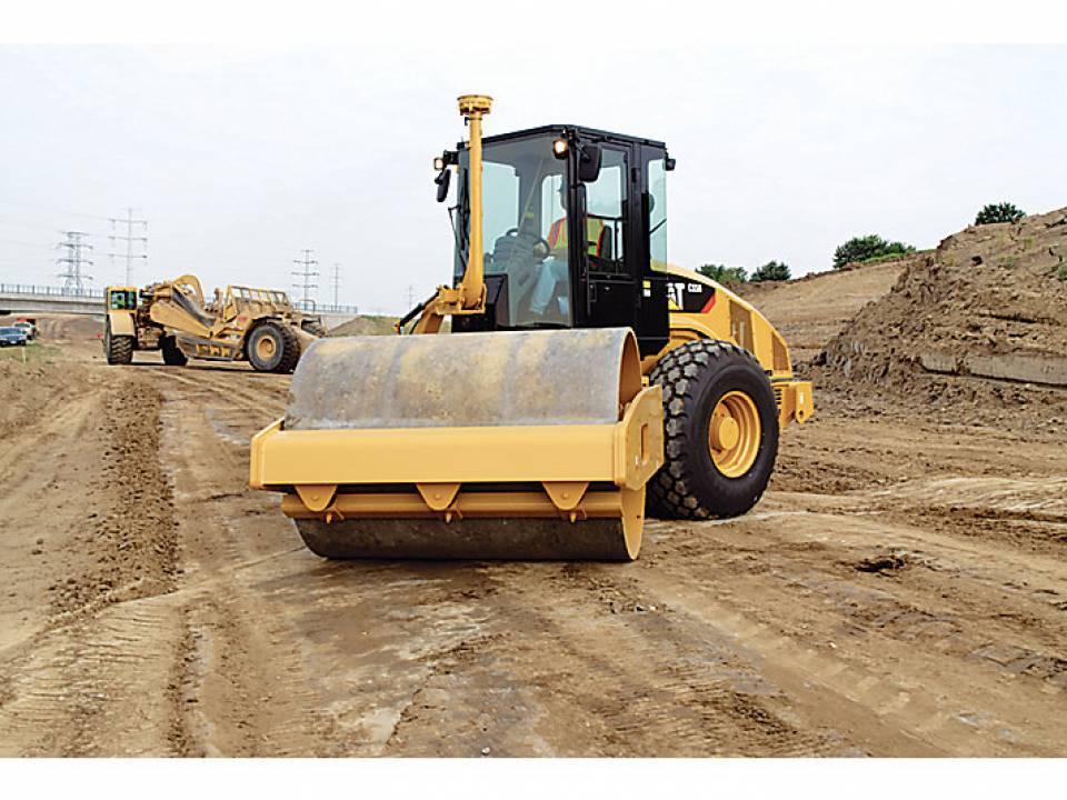 Cilindru compactor asfalt1806
