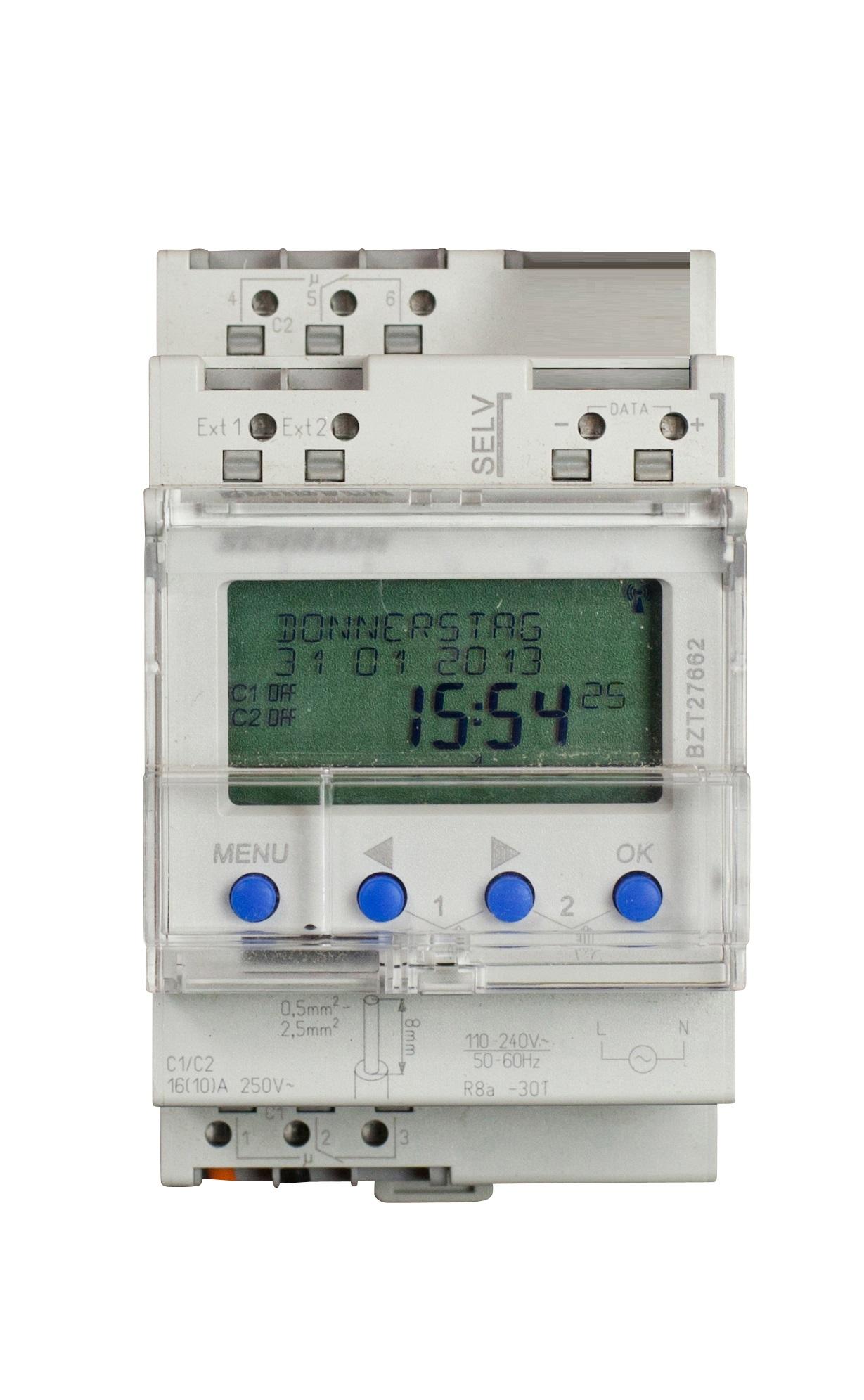 Ceasuri programabile, comutatoare crepusculare11302