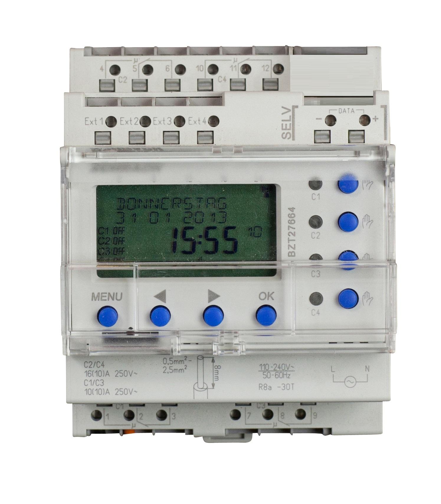 Ceasuri programabile, comutatoare crepusculare11330