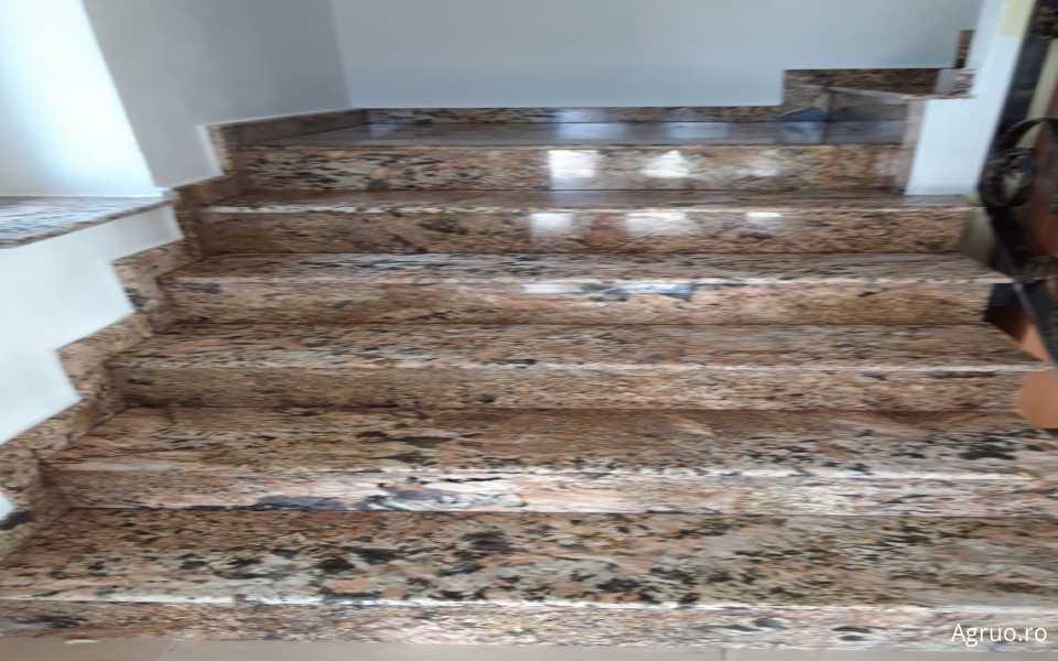 Scari cu trepte din piatra naturala120
